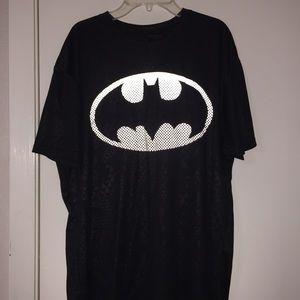 Batman Dryfit Tee size L